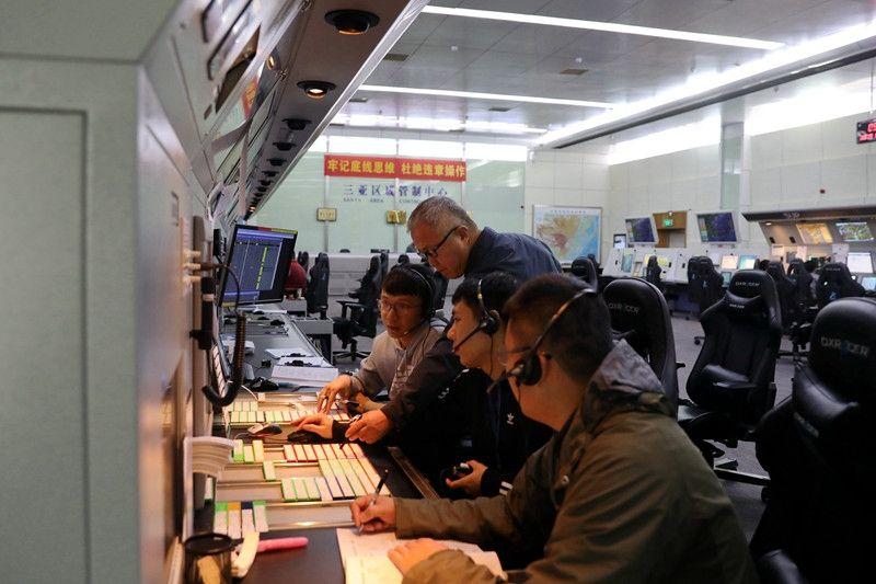 春节黄金周三亚区域管制中心航班保障量显著增长