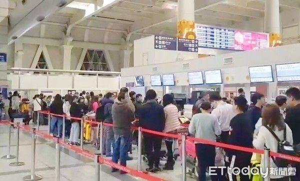 华航罢工情况更新:10日取消24航班 11日取消27班