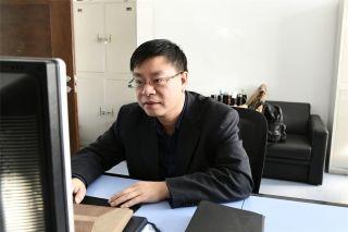 空管榜样 刘钧力 做空管科技创新的领头羊   龙江空管供图