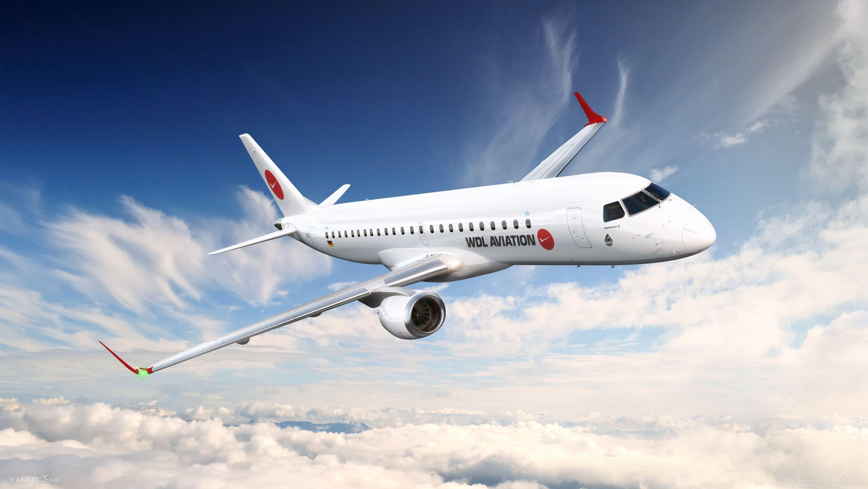 巴航工业与德国WDL航空公司签署航材共享协议