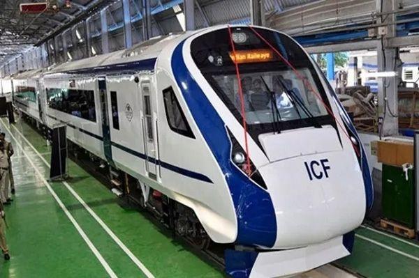 印度铁道部长视频秀高铁速度,被发现快进2倍播放