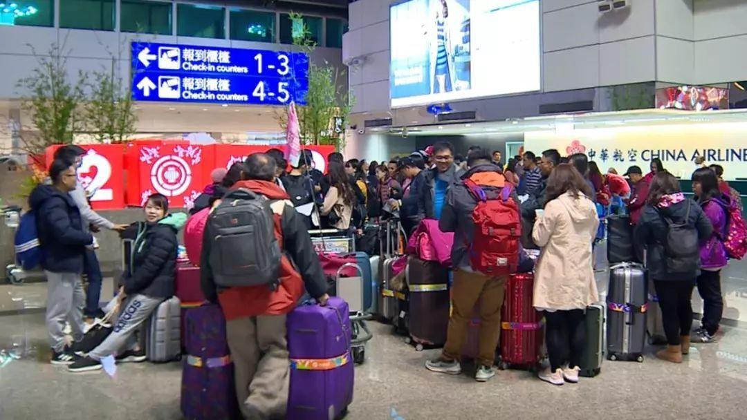 华航协商未果 600多人继续罢工 上百航班取消