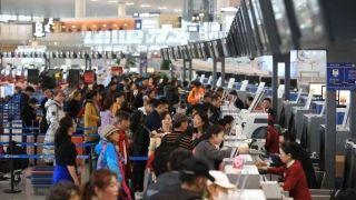 南京禄口机场1月份保障进出港旅客241.78万人次