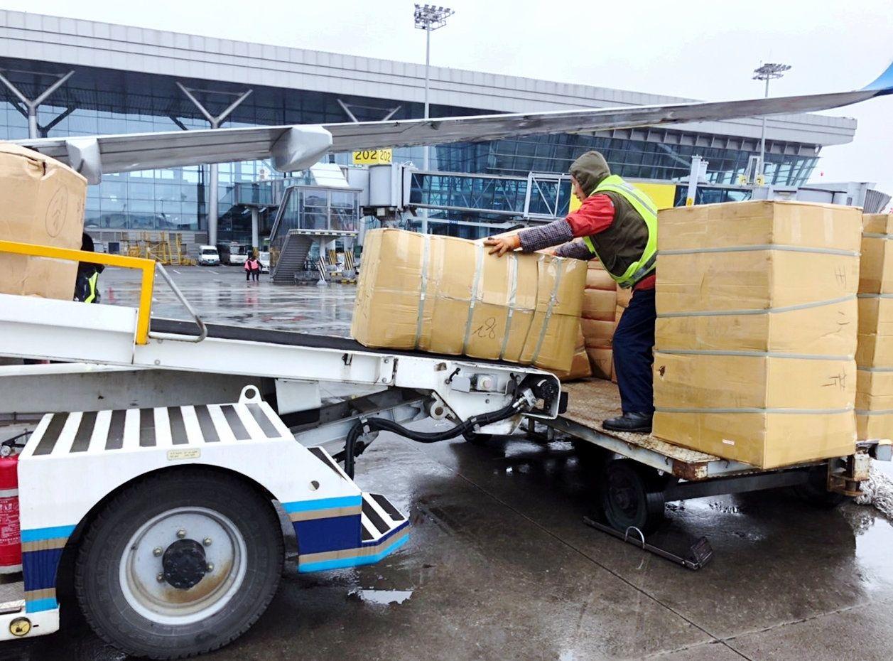 2019情人节南航贵州运输鲜花量同比上升153%