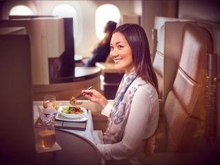 阿提哈德航空中国航线将升级为最新一代787执飞