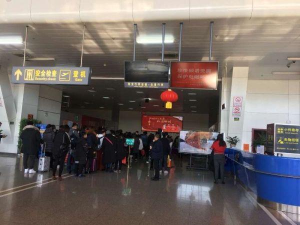 新疆伊那两机场春运收官 累计运输旅客超17万人次