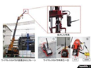 羽田机场通信设施被干扰,锁定起重机上的干扰源