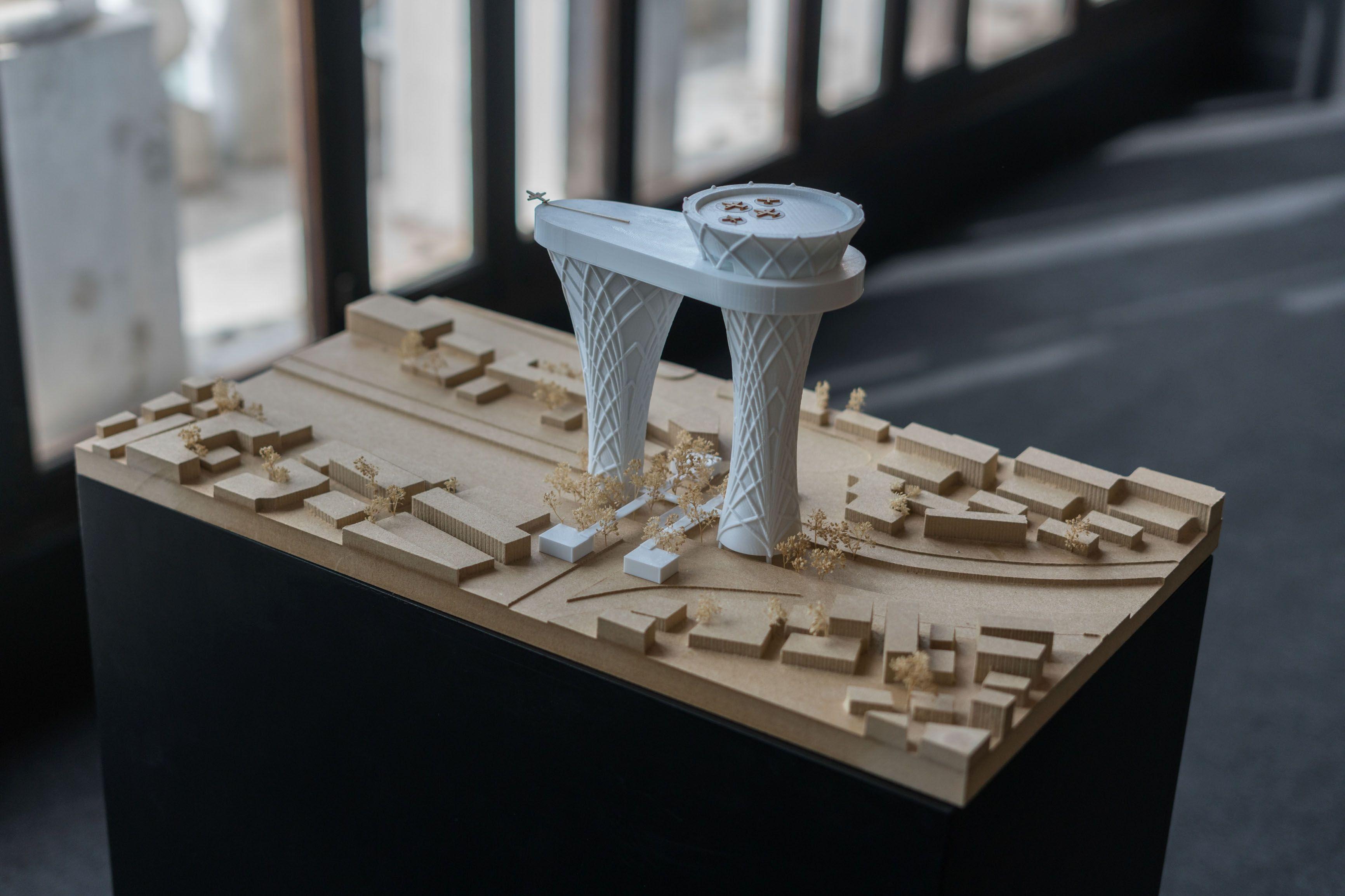 超越效率:探索未来机场的设计