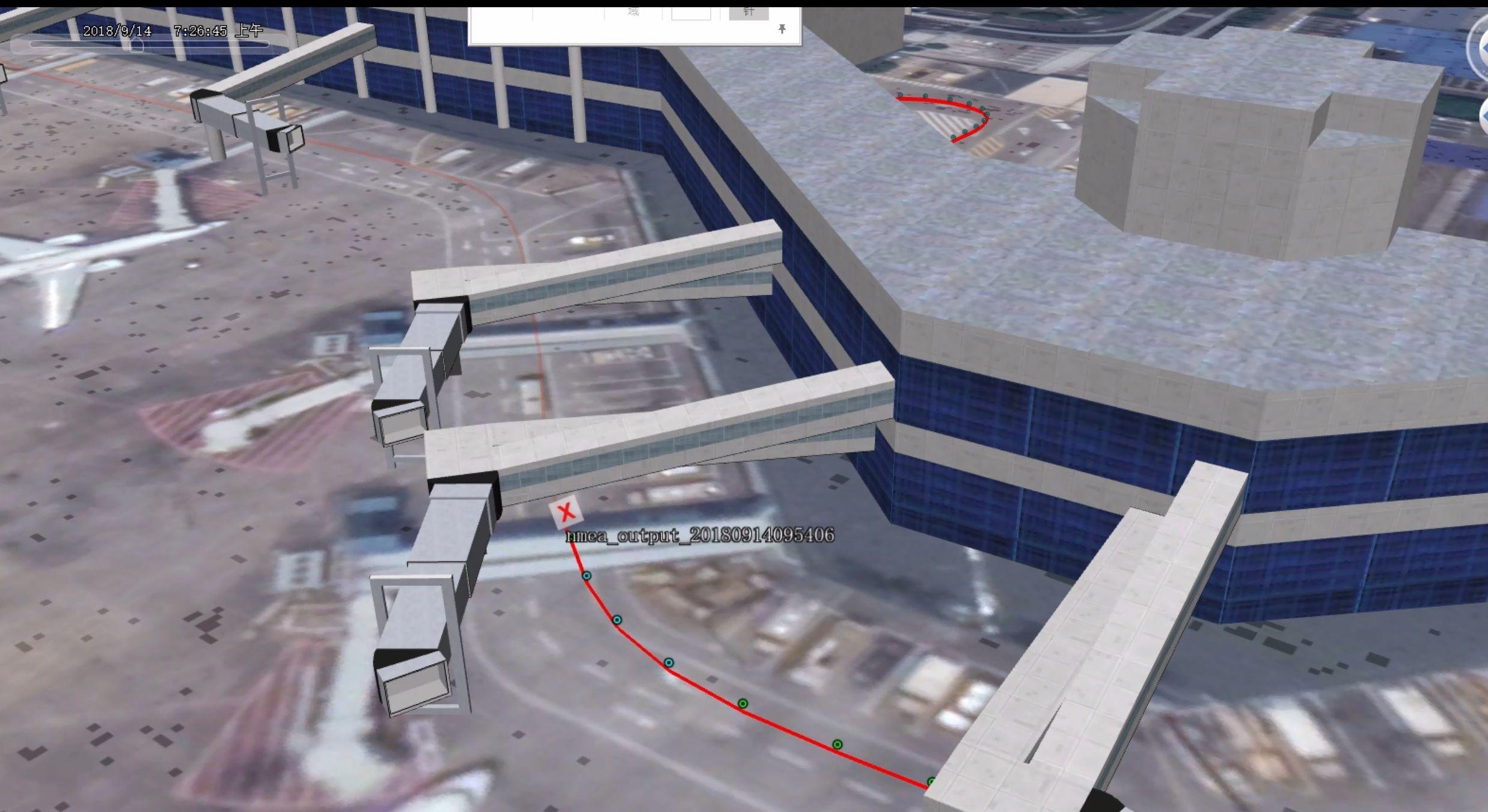 机坪可视化指挥系统