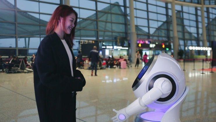 智能机器人