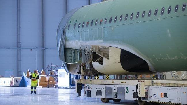 新西兰航空关于A321neo交付飞机返航的说明