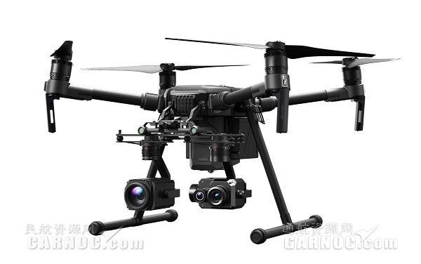 大疆发布最新经纬M200 V2系列无人机