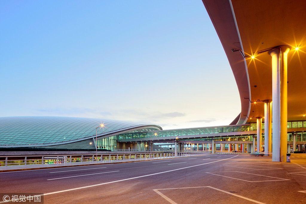 首都机场入境单自助打印设备上线 国际出行不慌啦
