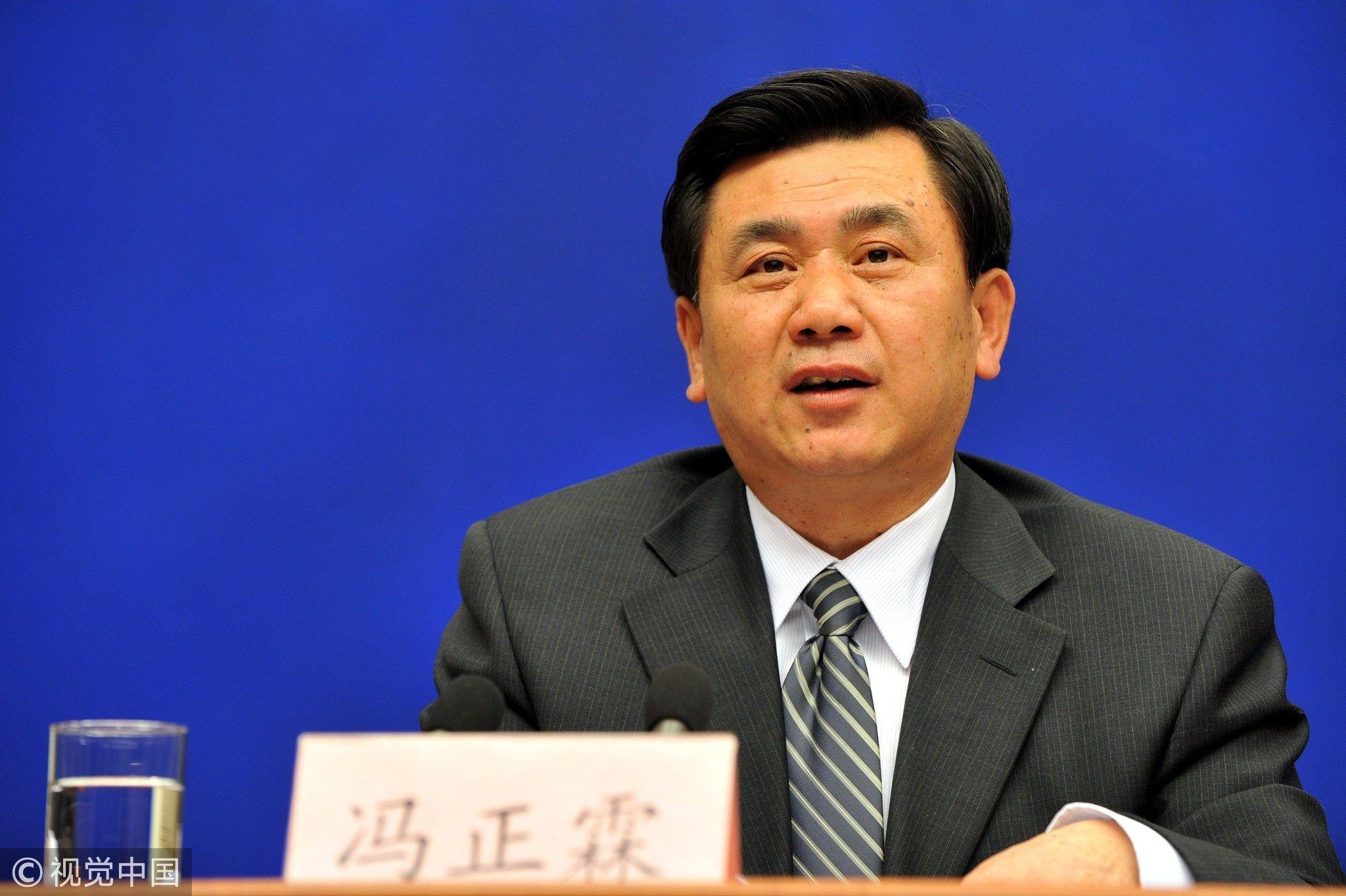 冯正霖会见上海市市长应勇
