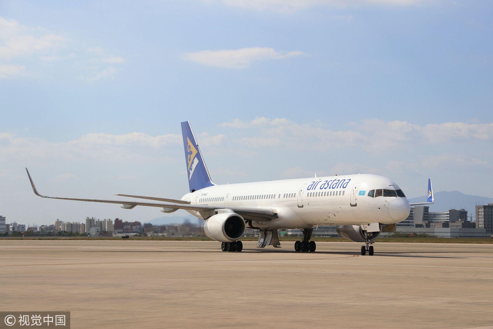 阿斯塔纳航空宣布2018年净利润为530万美元