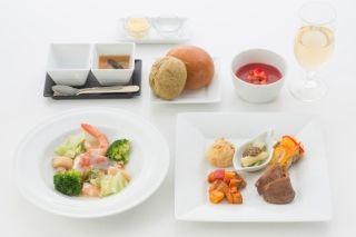 JAL New Spring Menus on International Flights