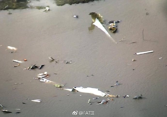 美国Atlas航空一波音767货机于休斯敦海湾坠毁