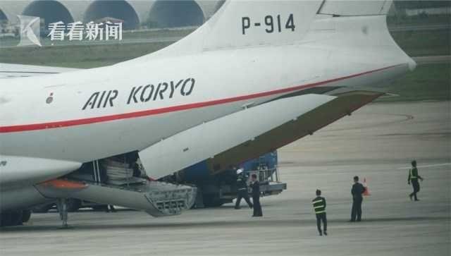 高丽航空出动大型运输机 金正恩卫队飞抵河内