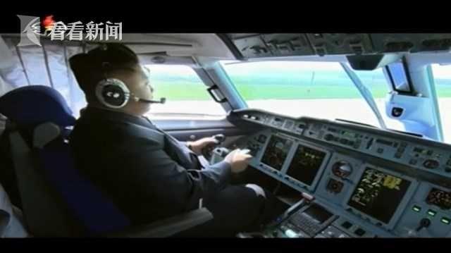 高丽航空出动大型运输机 金正恩卫队飞抵河内。来源:看看新闻