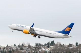 中银航空租赁交付首架波音737 MAX 9飞机