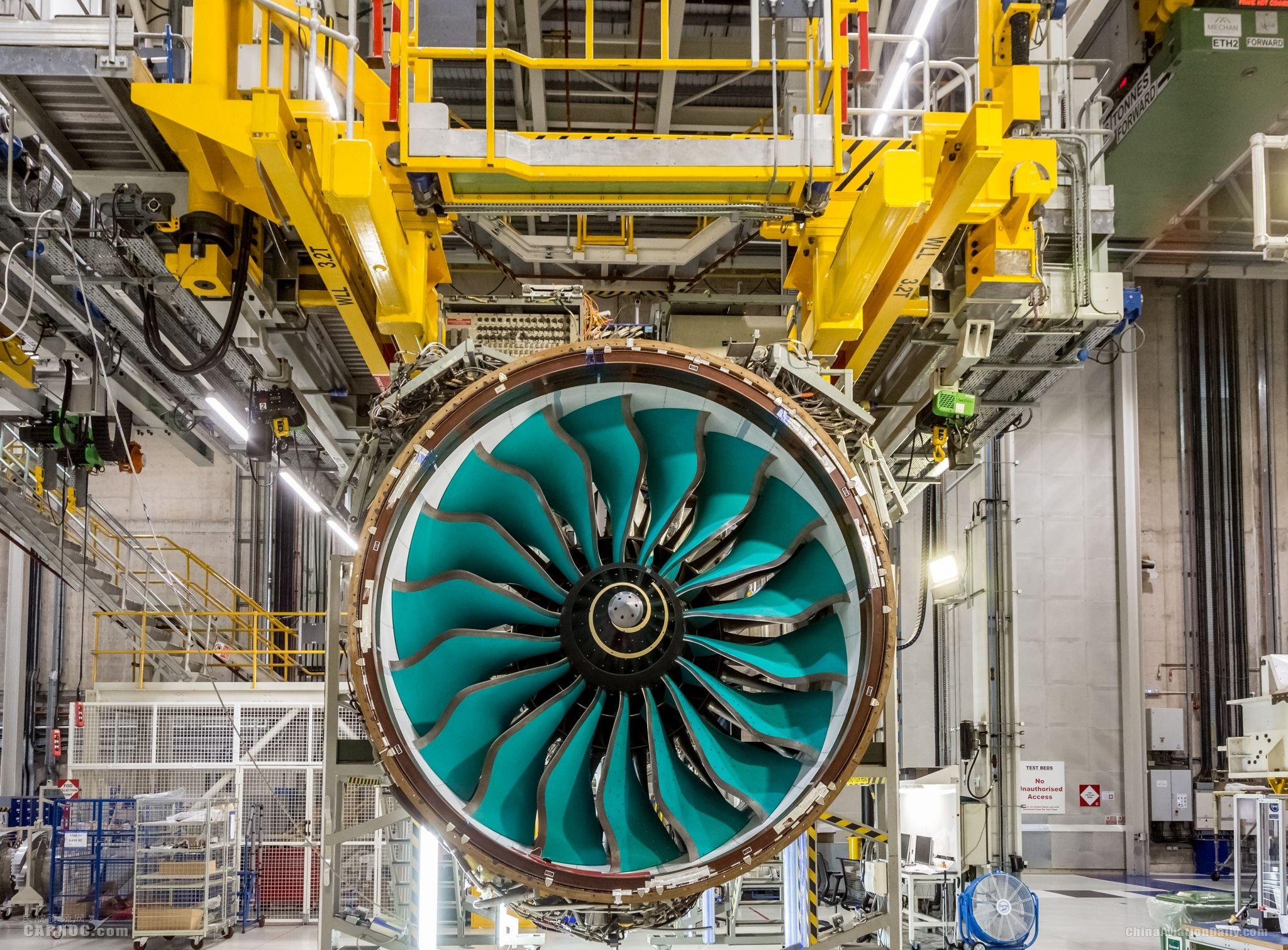 新加坡与罗罗将投资8800万新元研发飞机推进技术