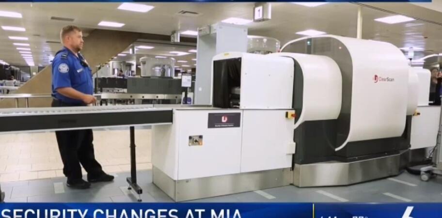 民航安检安保周报:迈阿密机场新举措让出行更安全