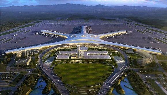青岛新机场9月转场运营,配套设施抢先看