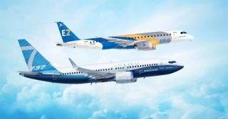 巴航工业与波音建立伙伴关系提案获股东批准