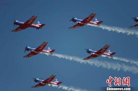 中國首個軍轉民機型初教6獲準進入民用航空市場