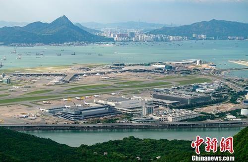 香港机场捷运系统列车将陆续更换 料增一半运力