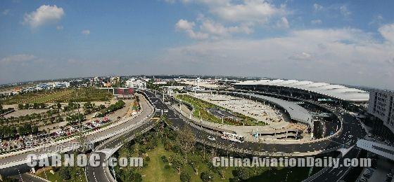 春运期间,南京机场货运保障350多万件货邮