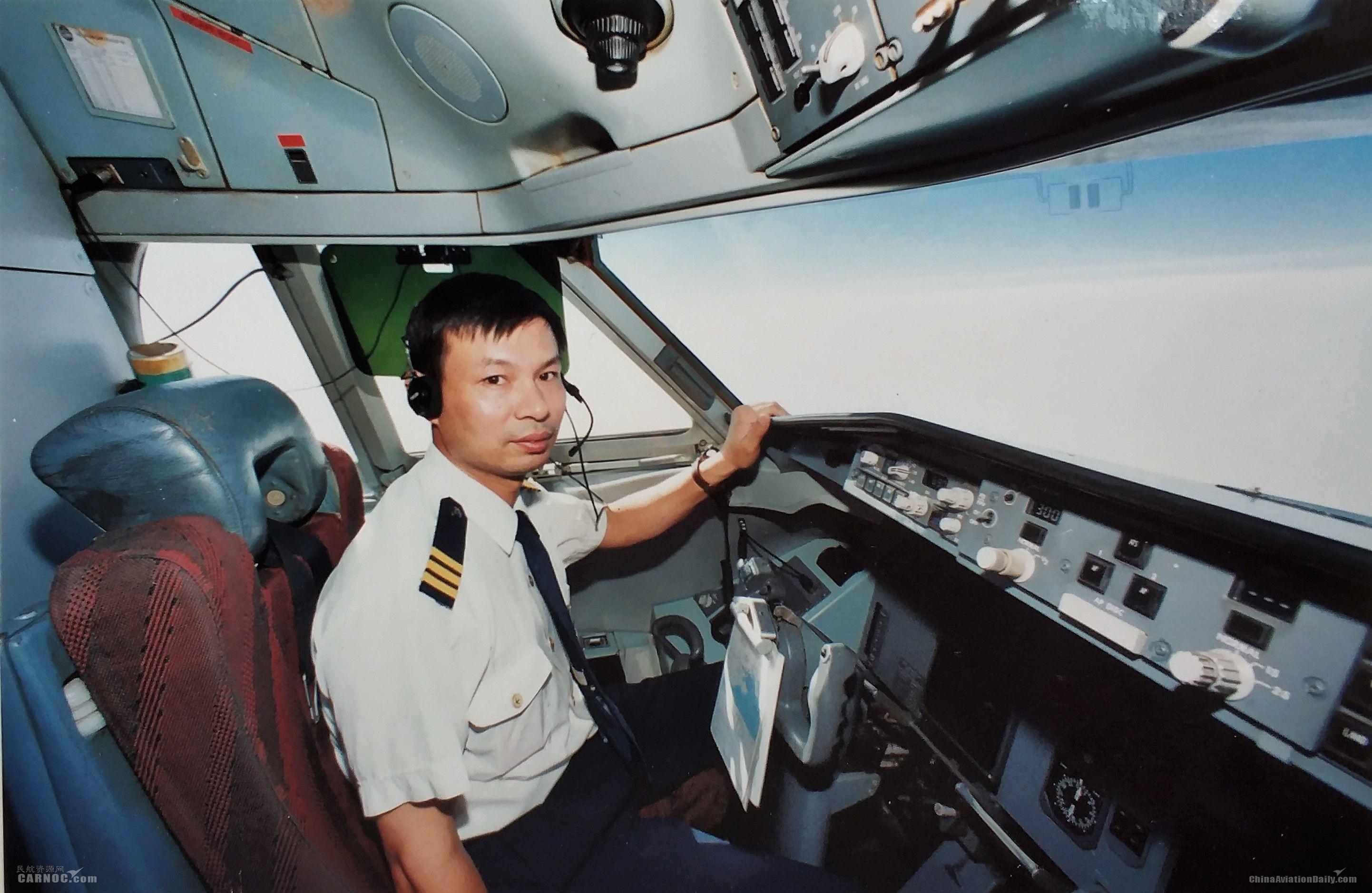 东航江苏功勋飞行员丁南明:在平凡中追求完美