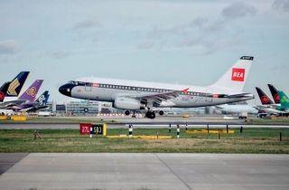 英航推出第二款百年复古涂装,纪念前身BEA