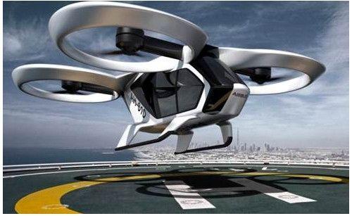 新型飞行器CityAirbus将于三月首次试飞