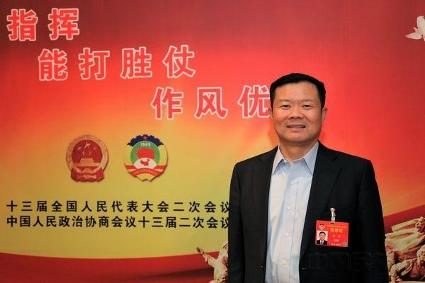 政协委员、民航局副局长李健:使命在肩 不忘初心