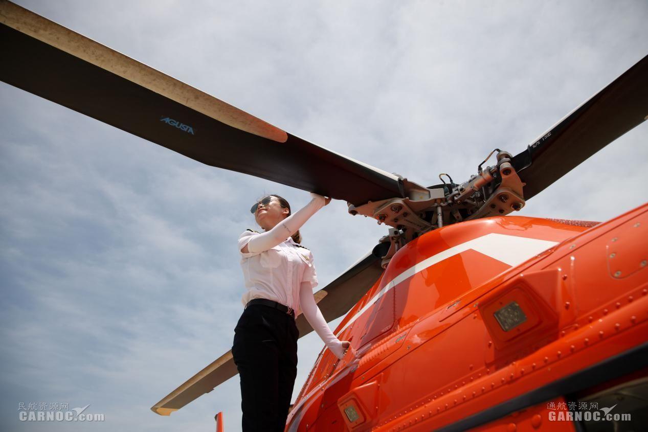 航空救援女机长:用空中接力为生命争取营救时间