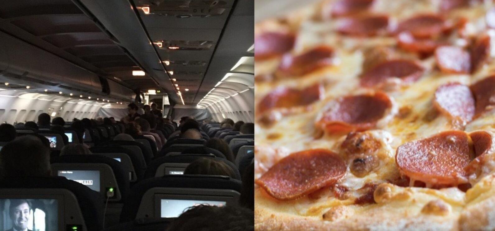 飞机被困数小时 加航机长的一个决定感动所有人!