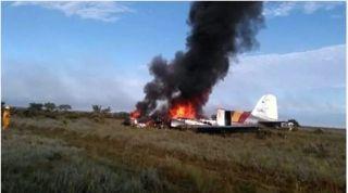哥伦比亚一架DC-3飞机坠毁 机上14人全部死亡