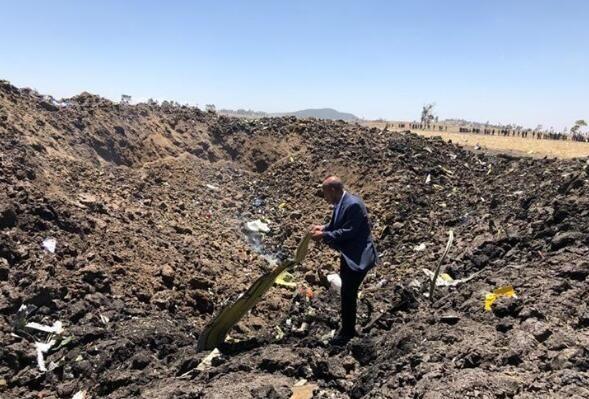 民航早报:美将派员协助调查埃塞俄比亚空难