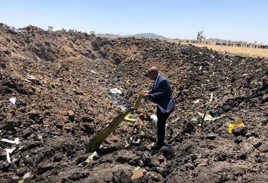 民航早报:埃塞航737MAX坠毁调查或超过一年