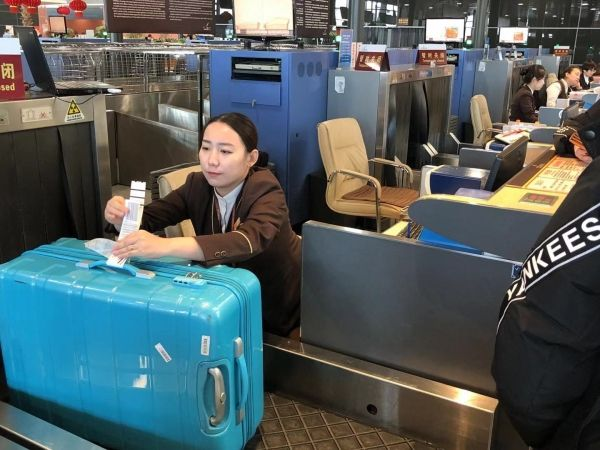 沈阳桃仙机场创新不断,打造智慧机场再添新翼