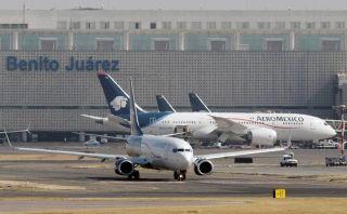 墨西哥國際航空暫停波音737MAX 8航班
