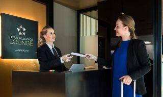 星空聯盟在荷蘭史基浦機場啟用新休息室