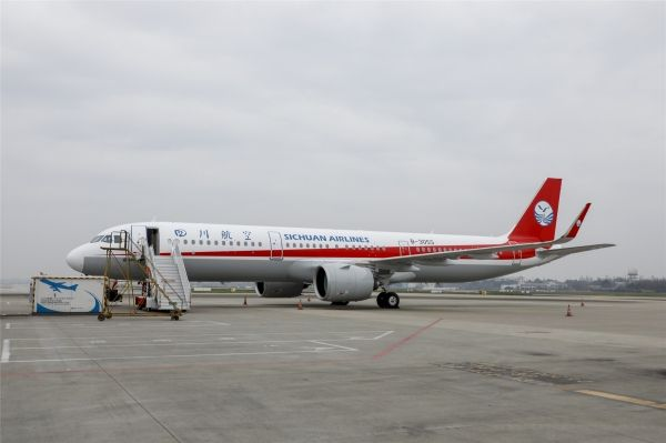 新机加盟   四川航空机队规模达150架
