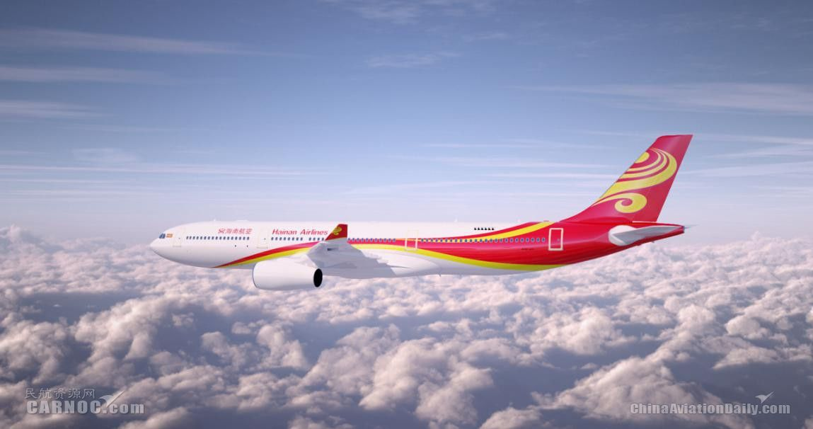 我国国内首条直飞挪威航线将在5月中旬开通