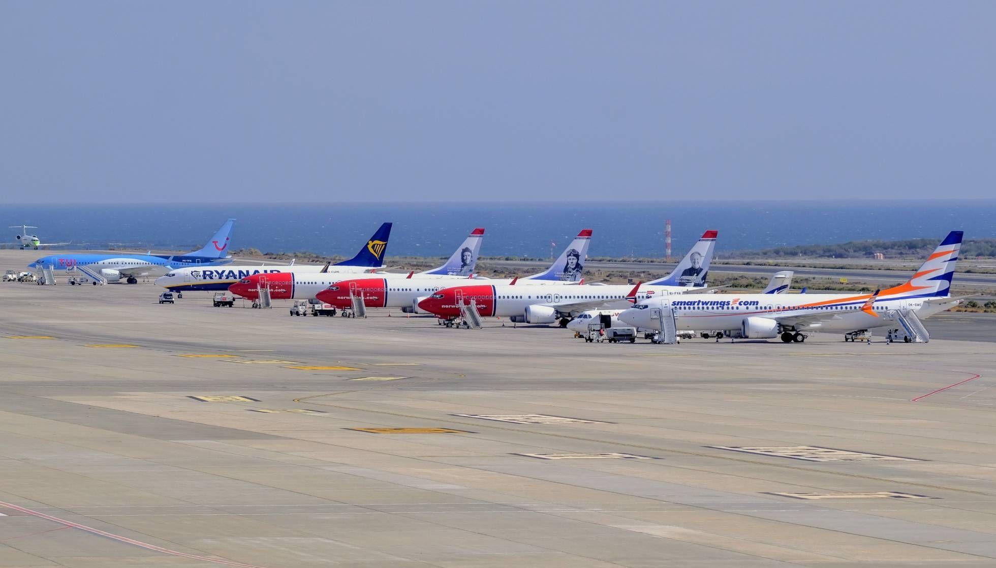 2018年西班牙波音737MAX8共运载70万乘客