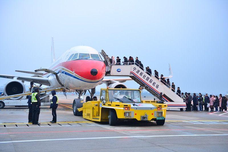 东航新开宁波至柳州、延吉等航线