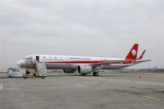 新机?#29992;?  四川航空机队规模达150架