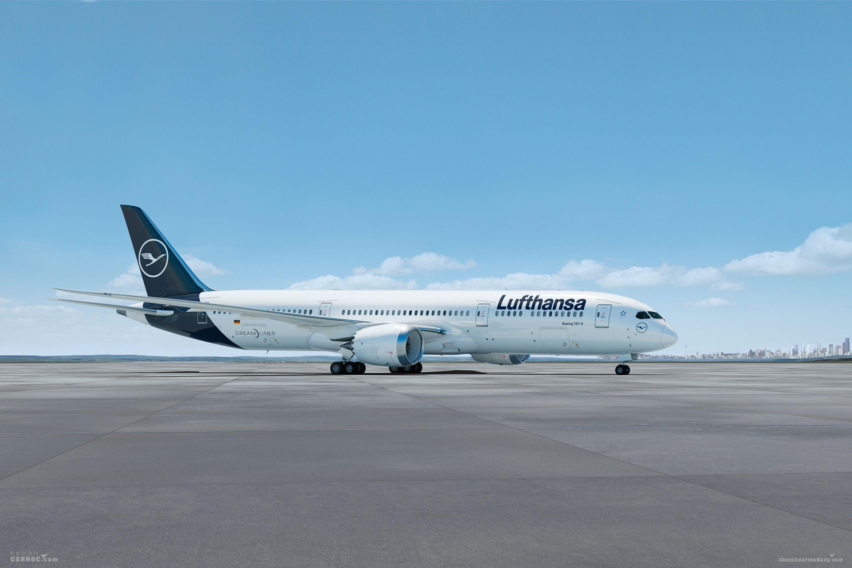 汉莎航空调整运力结构 增购40架远程宽体飞机