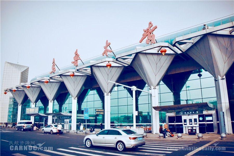 乌鲁木齐空港客运综合枢纽站试启用